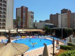 Ocas pool