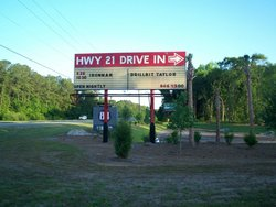 Highway 21 Drive-In Theater