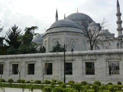 The Tomb of Suleiman the Magnificent