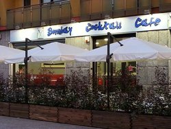 Bombay Cocktail Cafe