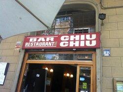 Restaurante Chiu-Chiu