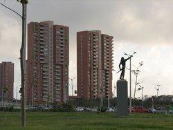 Parque Jose Prudencio Padilla