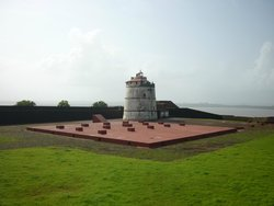 ‪Fort Aguada Lighthouse‬