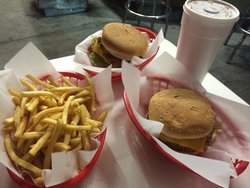 Jacks Classic Hamburgers