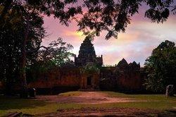 Angkor Sunsets