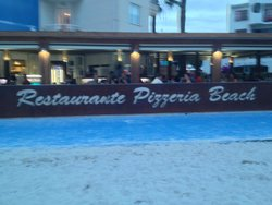 BEACH Restaurant Pizzeria