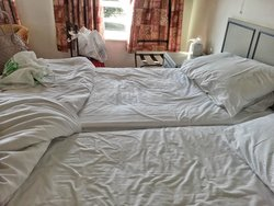 Mattress sure to give you a sleepless night at £140 per night!