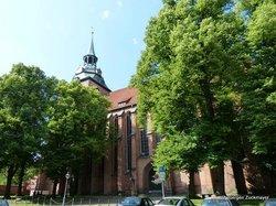 Michaeliskirche (St. Michaelis) Lueneburg