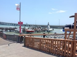 Queen Isabella State Fishing Pier