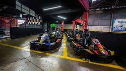 Formula Kart ,Indoor Karting