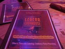 Legend Cookhouse