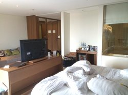 Bedroom (junior suite)