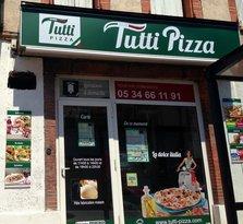 Tutti Pizza Jean Rieux