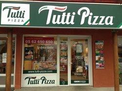 Tutti Pizza L'isle Jourdain