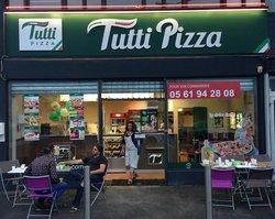 Tutti Pizza Montréjeau