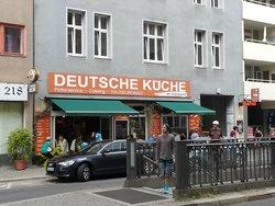 Deutsche Kueche Am Checkpoint