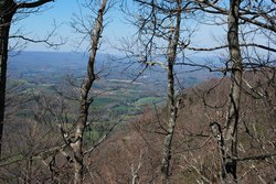 Lovers Leap Scenic Overlook