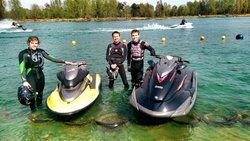 Tyram Park Jet Ski Centre