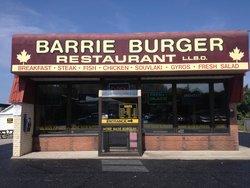 Barrie Burger