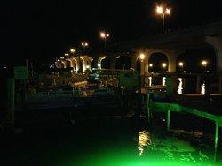 Riverside Cafe - Merril P Barber Bridge