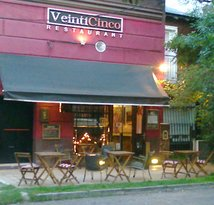 Veinticinco Restaurant