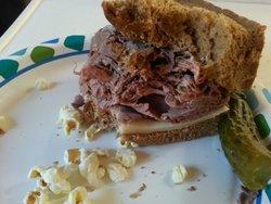 Domini Sandwiches