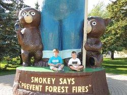 The Boys With the Bear