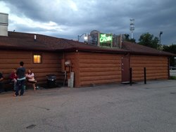 LOG CABIN BAR AND GRILL
