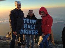 Tour Bali Driver