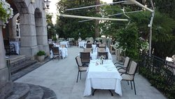 Restaurant Villa Ariston