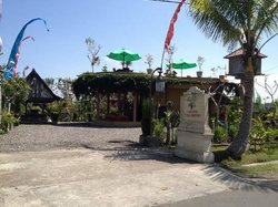 Ubud Float Garden Cafe