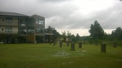 view from outside