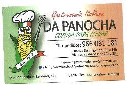 Gastronomia Italiana Da Panocha