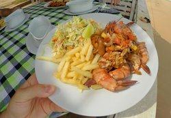 Star Fish Beach Home Restaurant