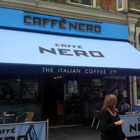 Caffe Nero - Leicester Gallowtree