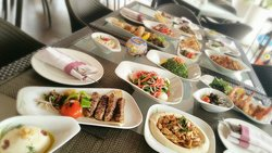 Lebanese food in Al Nafourah