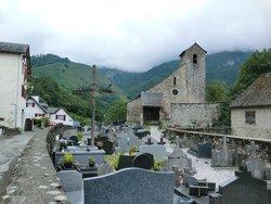 Eglise de Sainte Engrace