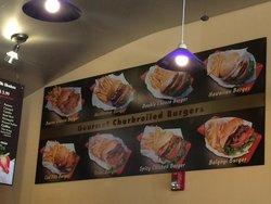 Billie On Gourmet Burger