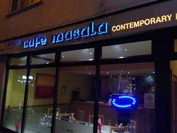 Cafe Masala