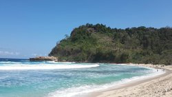Popoh Tulungagung Beach