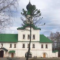 Holy Trinity Antony of Siya Monastery