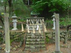 Mitsuishi Shrine