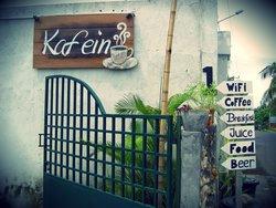 Kafein Bali
