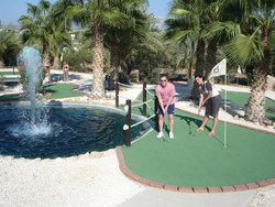 Island Cove Adventure Mini Golf