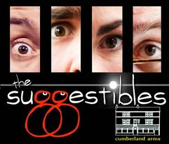 The Suggestibles at The Cumberland Arms