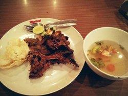 Restoran Djati Legi Sultan Agung
