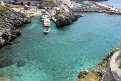 Castro una chicca dell'adriatico (barche in affitto)