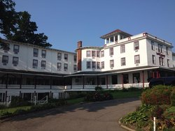 Hotel Conneaut at Conneaut Lake Park