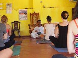 Rukshan Yoga