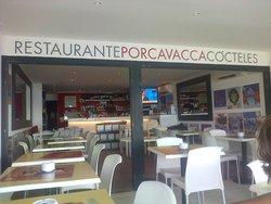 Restaurante Porcavacca Formentera